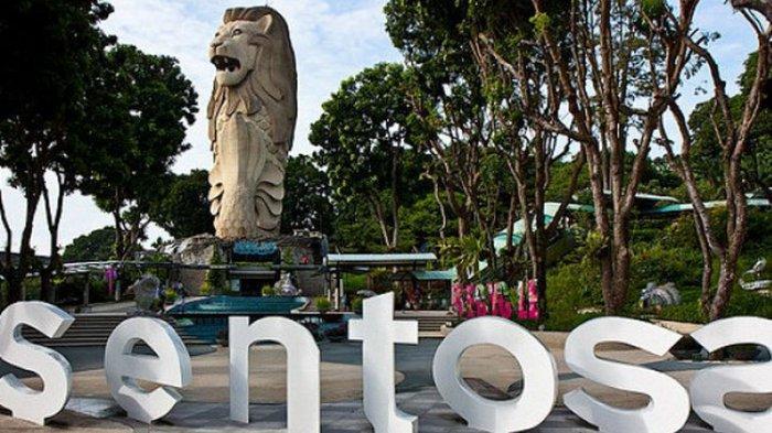 Kembangkan Resorts World Sentosa, Patung Merlion Terbesar di Singapura Akan Dibongkar