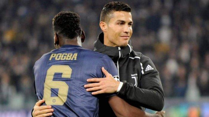 Transfer Juventus, Tak Tergantung Ronaldo, Juventus Ingin Rekrut Gabriel Jesus, Pogba Kasih Sinyal