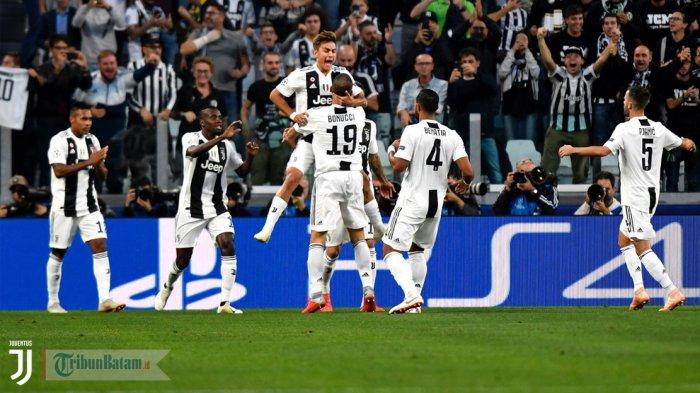 Hasil Juventus vs Atletico Madrid, Gol Paulo Dybala Bawa Nyonya Tua Unggul di Babak Pertama