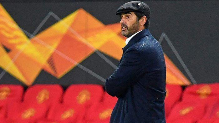 AS Roma Kalah Lawan Man United, Fonseca: Kalah Menyakitkan, Tak Bisa Ganti Pemain di Babak Kedua
