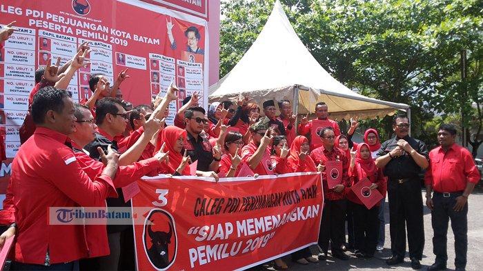 PDIP Targetkan 12 Kursi di DPRD Kota Batam, Soerya Respationo Ingatkan Tidak Sebarkan Hoaks