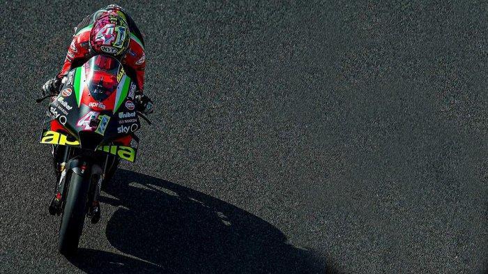 Jadwal MotoGP 2021 - Malam Ini Test MotoGP Qatar 2021, Aleix Espargaro Senang dengan Motor Barunya