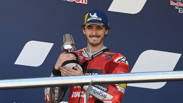 Francesco Bagnaia Pimpin Klasemen MotoGP 2021: Saya Tak Akan Memikirkan, Bikin Saya Lambat
