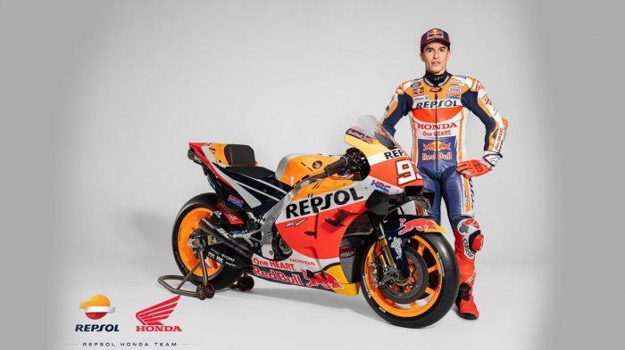 Pebalap HRC Repsol Honda Marc Marquez merasa tangannya mulai terasa normal, siapa balapan di MotoGP Qatar?