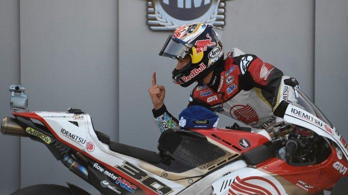 Hasil Kualifikasi MotoGP Teruel, Takaaki Nakagami Pole Position, Fabio Quartararo 6, Alex Marquez 10