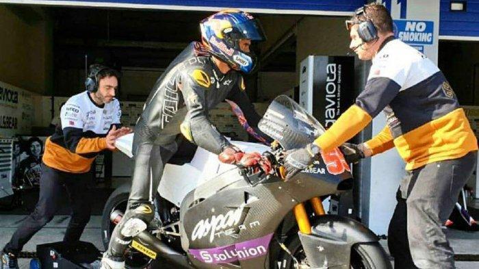 Jadwal Test MotoGP di Jerez Spanyol Hari Ini Moto2 &  Moto3, Pebalap Hafizh Syahrin Turun ke Moto2