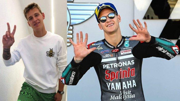 Biodata Fabio Quartararo Juara MotoGP Doha 2021; Kemenangan Manambah Kepercayaan Diri Saya