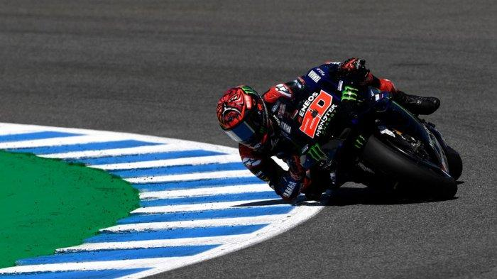 Penyebab Fabio Quartararo Finish 13 di MotoGP Spanyol, Raih Pole Position, Sempat Pimpin Balapan