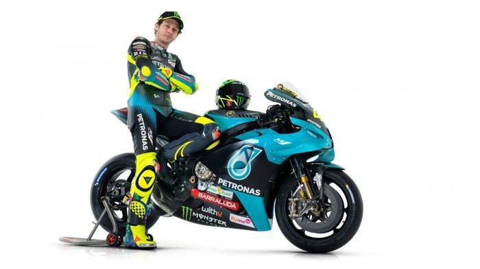 Jadwal MotoGP 2021, Gabung Petronas Yamaha SRT, Valentino Rossi Dapat Keuntungan Berlimpah