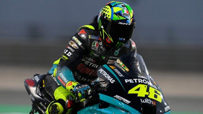 MotoGP Italia 2021 Live Trans 7, Jika Cuaca Bagus, Valentino Rossi Bisa Menang di Mugello