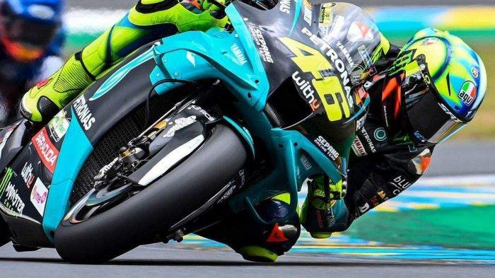 MotoGP Italia 2021 Hari Ini FP1 Pukul 14.55 WIB, Valentino Rossi Gugup Jelang Balapan di Mugello