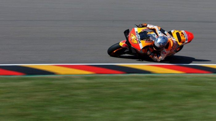 FP1 MotoGP Belanda Pukul 14.55 WIB, Espargaro Tuntut Honda: Saya Ingin Motor Sama dengan Marquez