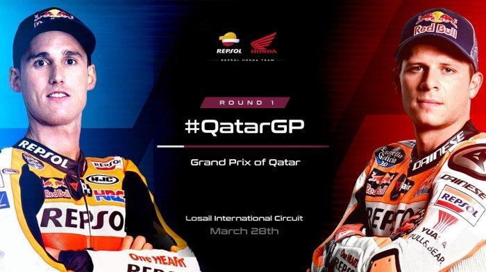 Jadwal MotoGP Qatar 2021, FP1 Jumat Pukul 19.40 WIB, Marc Marquez Absen, Stefan Bradl Senang