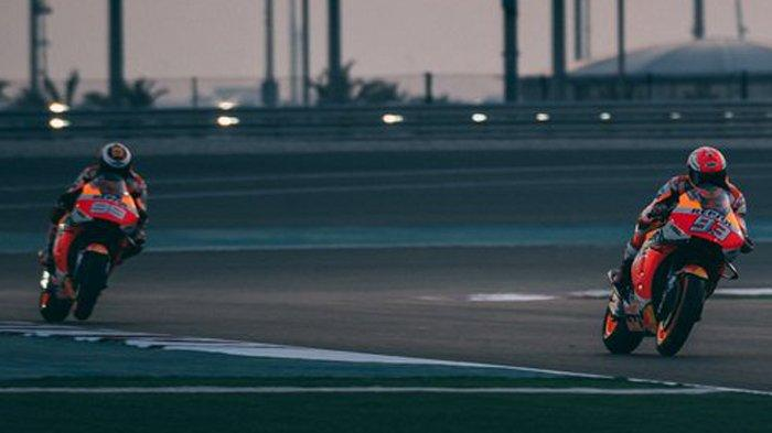 MOTOGP 2019 - Jorge Lorenzo Sebut Lebih Susah dengan Marc Marquez Dibanding Valentino Rossi