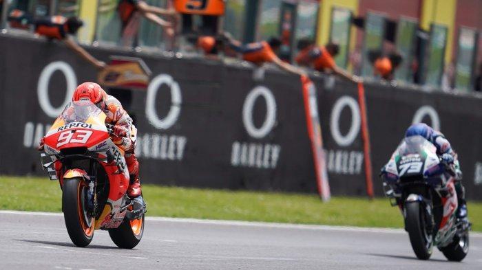 Jadwal MotoGP Catalunya 2021, Waktunya Valentino Rossi dan Marc Marquez Bangkit