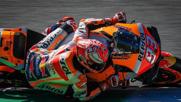 MotoGP Austria 2019 - Marc Marquez Pole, Para Pebalap Muda Tampil Memukau, Rossi Posisi 10