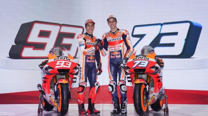 Team Repsol Honda MotoGP 2020 Diluncurkan di Jakarta, Honda: Kami Selalu Ingin Momen Hebat Marquez
