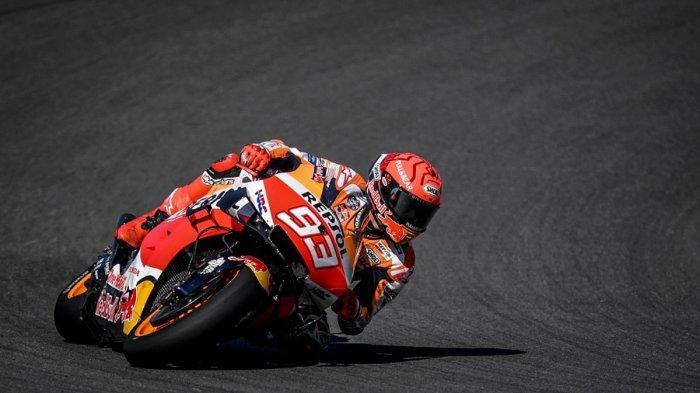 MotoGP Spanyol 2021 FP1 Pukul 14:55 WIB, Marc Marquez Lawan Trauma di Jerez yang Bikin Dia Cedera
