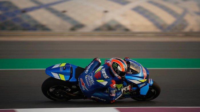 MOTOGP 2019- Hasil Lengkap Test Qatar Hari ke-2, Aleix Rins Tercepat, Marquez No 4, Valentino Rossi?