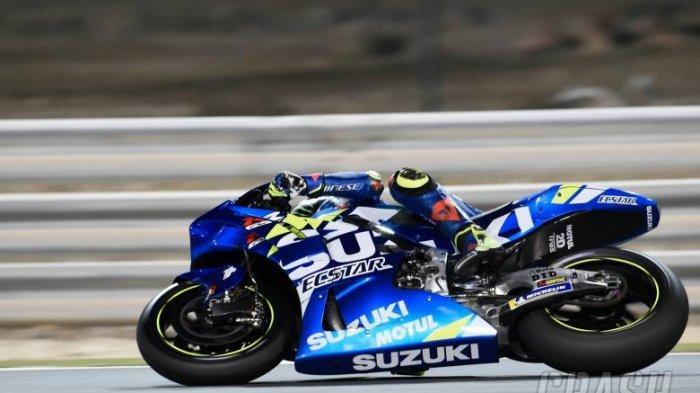 FP3 MotoGP Catalunya 2019 - Valentino Rossi Terus Menyodok ke Barisan Depan. Muridnya Konsisten
