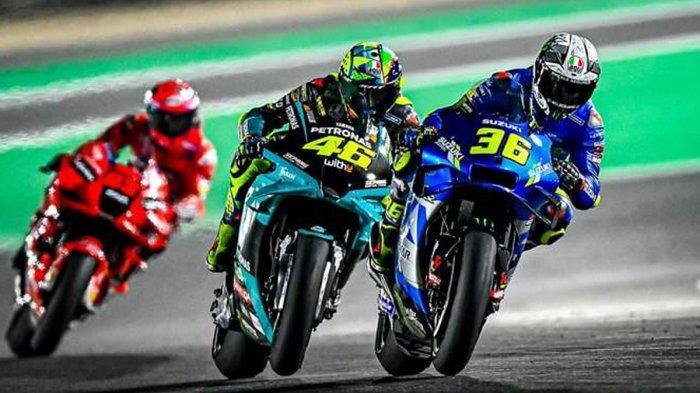 Hasil FP2 MotoGP Qatar 2021 - Jack Miller Tercepat, Valentino Rossi Tercecer Posisi ke-9