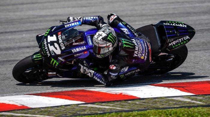 MOTOGP 2019- Hasil Lengkap Test Pramusim Sepang Hari Ke-2, Vinales Tercepat, Valentino Rossi Nomor 6