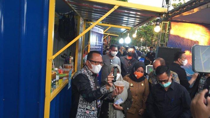 BI Kepri Janji Gerak Cepat, Pedagang Melayu Square Tanjungpinang Keluhkan Sistem QRIS