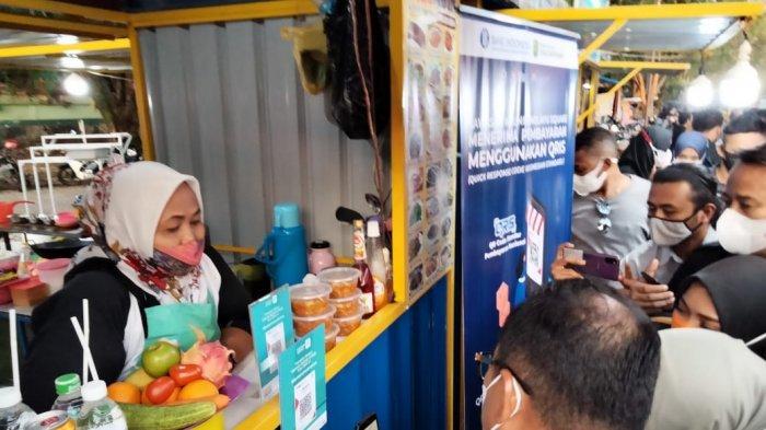 Pedagang Melayu Square Tanjungpinang Keluhkan Penerapan QRIS, Ini Kata BI Kepri