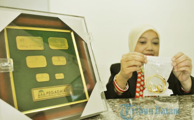 DAFTAR Harga Emas Antam dan Emas UBS Terbaru di Pegadaian, Sabtu (14/8)