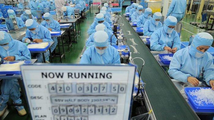 Pemerintah Keluarkan Aturan Baru Setelah PPKM Diperpanjang, Kini Pabrik Boleh Beroperasi 100 Persen