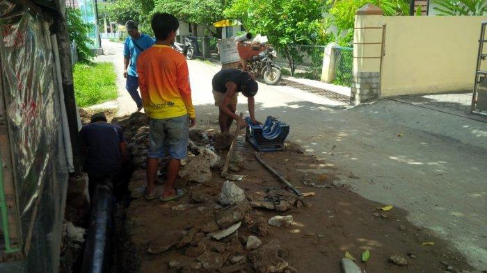 Air Bersih dari Proyek SPAM Anambas Belum Maksimal ke Rumah Warga,