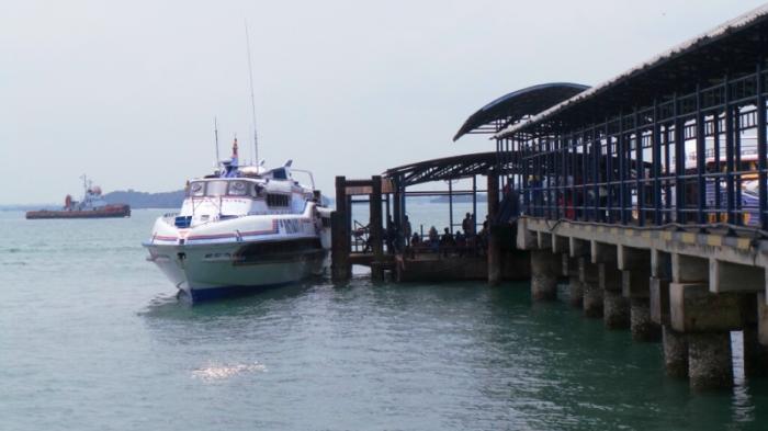 JADWAL Kapal Ferry dari Pelabuhan Domestik Sekupang Batam Hari Ini Senin 1 Maret 2021