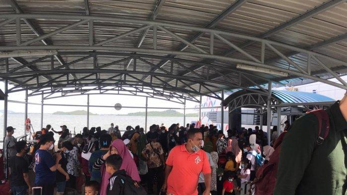 Jadwal Kapal Ferry Pelabuhan Domestik Sekupang Batam Minggu 11 Juli 2021