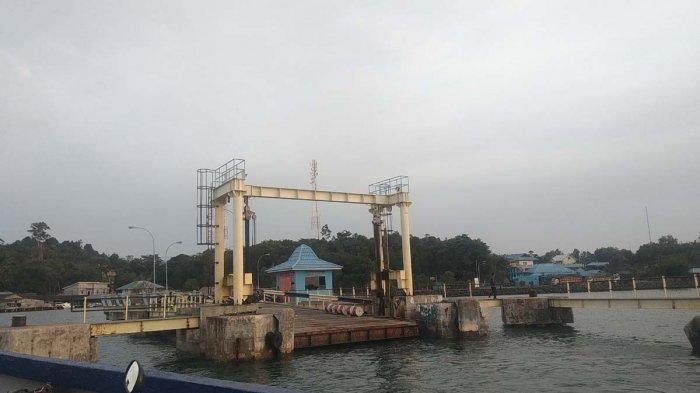 CATAT, KMP Kundur dari Lingga Tujuan Tanjungpinang Tak Beroperasi, 'Ada Gangguan Teknis'