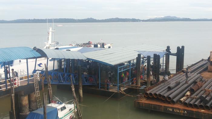 Jadwal Kapal Ferry Domestik Karimun dan Tanjungpinang Rabu 23 Juni 2021