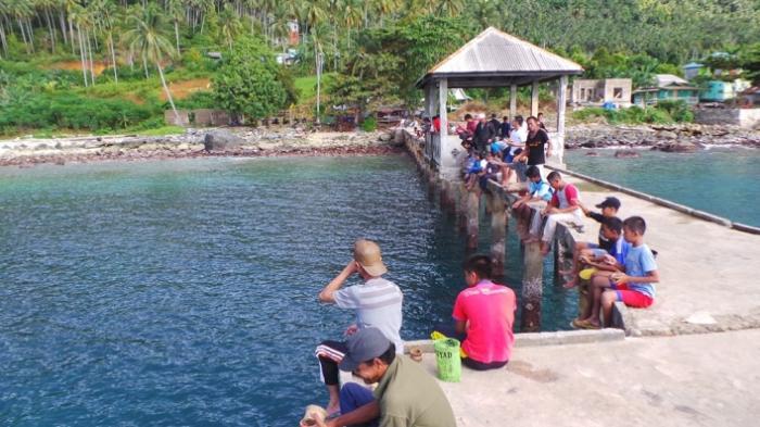 Kenalkan Taman Bacaan Masyarakat, Warga Arung Hijau Tunggu Kedatangan Gubernur Kepri
