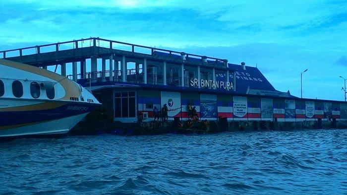 Sambut Mudik Lebaran, KSOP Nyatakan 77 UNit Kapal di Tanjungpinang Laik Jalan