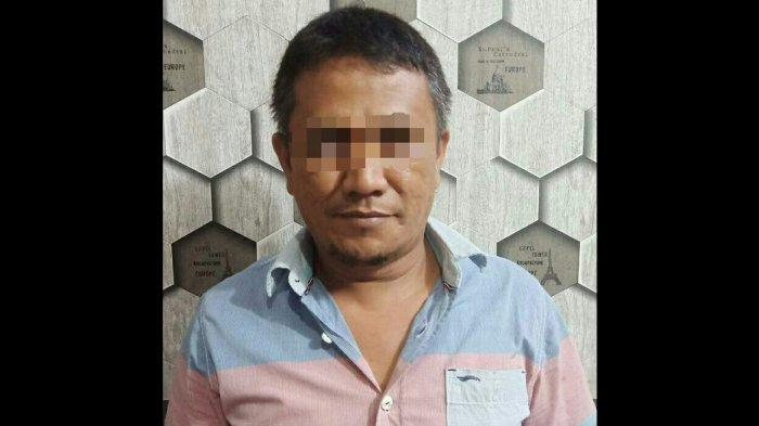 Assaulting the Online Taxi Driver til Hospitalized, This Man was Secured by Batam Police