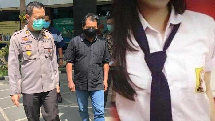 Kapolres Gresik, AKBP Kusworo Wibowo menyatakan, pelaku persetubuhan siswi SMP Gresik berinisial SG terancam Hukuman 15 tahun kurungan penjara setelah statusnya jadi tersangka.