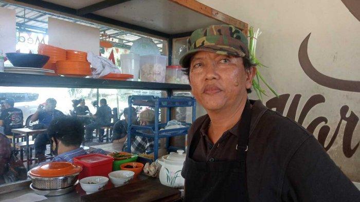Pelaku UMKM di Tanjungpinang, David berharap bantuan Pemerintah Pusat untuk pelaku UMKM.