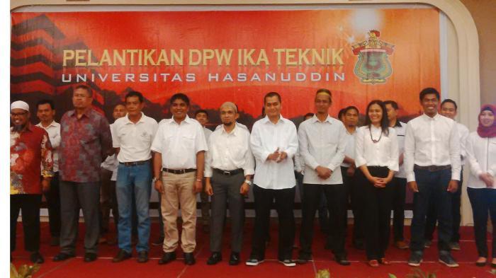 Jamsir Pimpin Alumni UNHAS Wilayah Sumatera