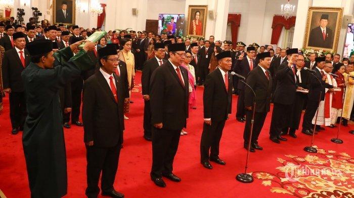 Riwayat Perombakan Kabinet Jokowi dari Jilid I hingga IV, Reshuffle Lagi?