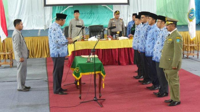 Lelang Jabatan OPD Pemkab Anambas, Begini Tekinis Pelelangan Dilakukan BKPSDM