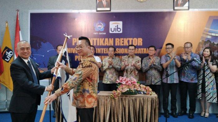 Pelantikan rekor baru UIB