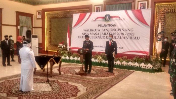 Menanti Sosok Wakil Wali Kota Tanjungpinang, Adu Kuat Golkar vs Gerindra, Ade Angga Calon Kuat?
