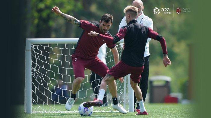 AC Milan Terancam Ditinggal Alessio Romagnoli dan Samu Castillejo, Bukan Karena Kontrak Baru
