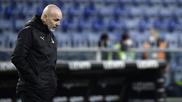 AC Milan Imbang, Stefano Pioli: AC Milan Tak Sekuat Musim Lalu, Tim Ini Melemah