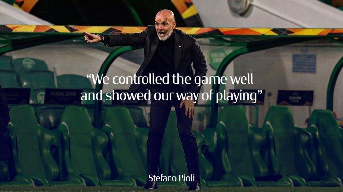 AC Milan Kalahkan Celtic, Stefano Pioli: Ini Bukti, Kami Bukan Tim Normal