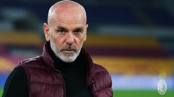 AC Milan Kalah, Stefano Pioli: Pergerakan & Akurasi Kurang Bagus, Terlalu Banyak Operan Horizontal