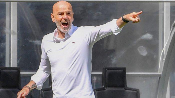 AC Milan Menang Lawan Genoa, Stefano Pioli Masih Kecewa: Terlalu Banyak Peluang yang Sia-sia